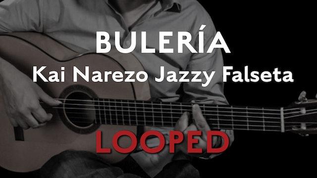 Friday Falseta Kai Narezo Jazzy Buleria Falseta - LOOP