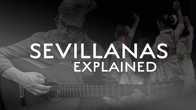 Sevillanas Explained