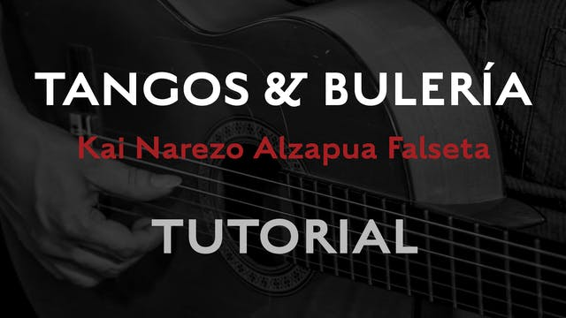 Friday Falseta - Tangos & Buleria Alz...