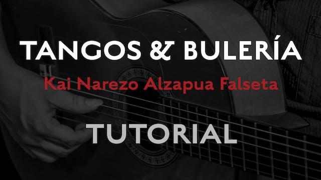 Friday Falseta - Tangos & Buleria Alz...