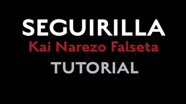 Friday Falseta - Seguirilla - Kai Narezo Falseta Tutorial