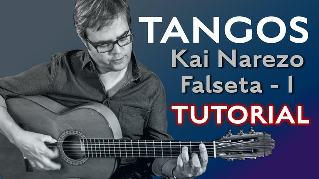 Friday Falseta - Kai Narezo Tangos Falseta 1 - Tutorial