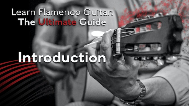 Learn Flamenco Guitar: The Ultimate Guide - Introduction