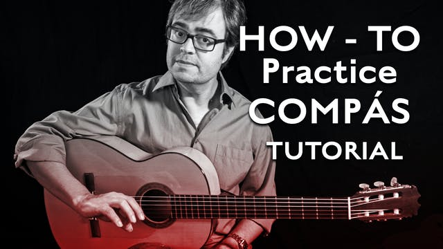 How To Practice Compás - Tutorial