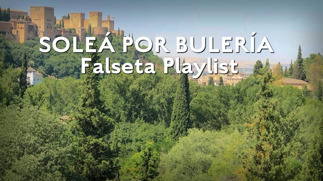 Solea Por Bulerias Falseta Playlist