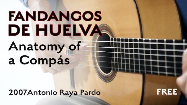 Anatomy of a Compás - Fandangos de Hu...