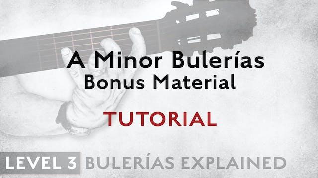 Bulerias Explained - Level 3 - BONUS ...