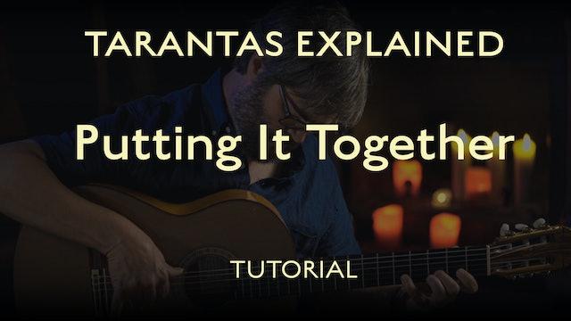 Tarantas Explained - Putting it Together - TUTORIAL