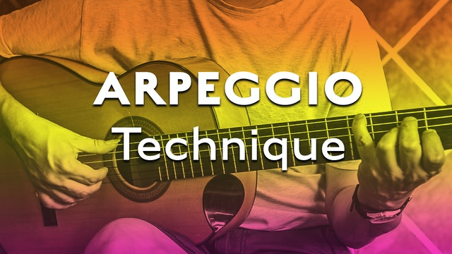 Technique Bootcamp - Arpeggio Technique