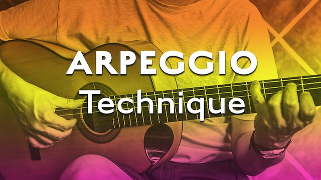 Technique Bootcamp - Arpeggio Technique