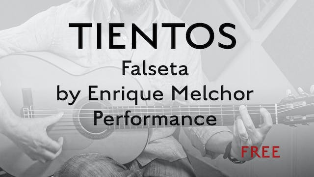 Tientos Explained - Falseta by Enriqu...