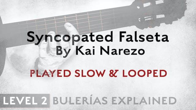 Bulerias Explained - Level 2 - Syncop...
