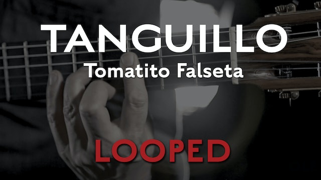 Friday Falseta - Tomatito Tanguillo Falseta - LOOP
