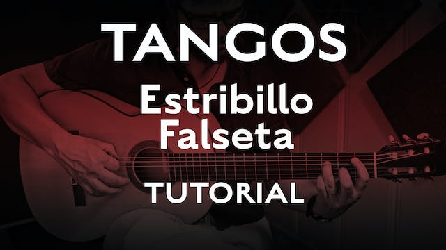Tangos Explained - Estribillo Falseta...