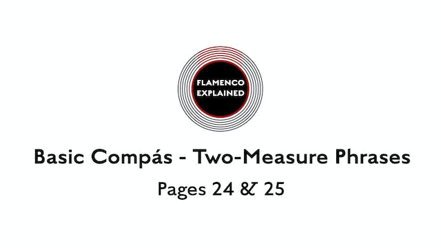 Tangos Compas Two-Measure Phrases Pag...