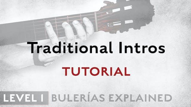 Bulerias Explained - Level 1 - Tradit...
