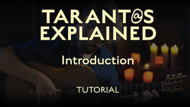 Tarant@s Explained - Introduction - TUTORIAL