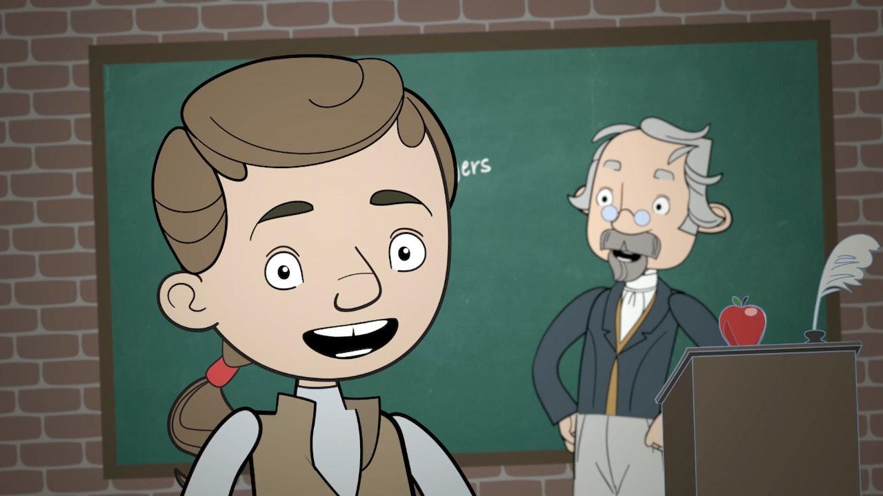 """Young Math Legends"" - Young Gauss"