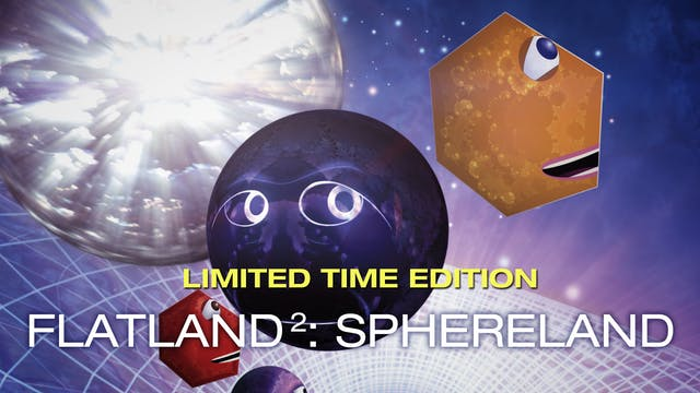 """Flatland 2: Sphereland""-Classroom Online Edition"