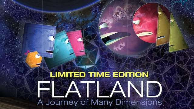 """Flatland: The Movie"" - Classroom Online Edition"