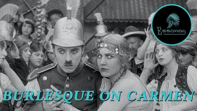 Burlesque on Carmen (1916)