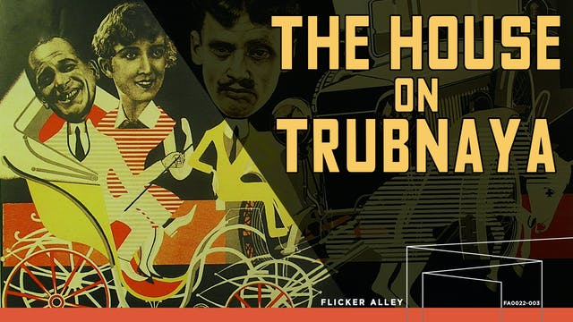 The House on Trubnaya (1928)