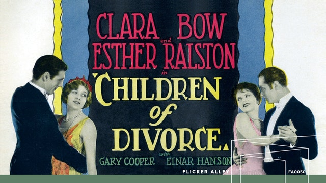 Children of Divorce (1927)