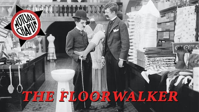 The Floorwalker (1916)