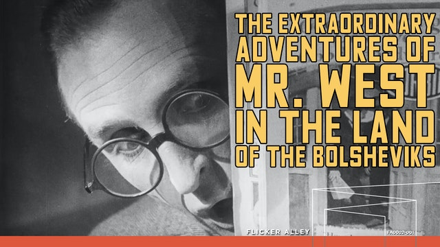 The Extraordinary Adventures of Mr. West in the Land of the Bolsheviks (1924)