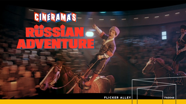Cinerama's Russian Adventure (1966)