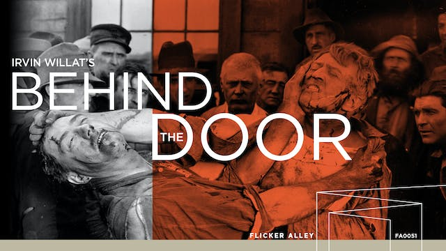 Behind the Door (1919)
