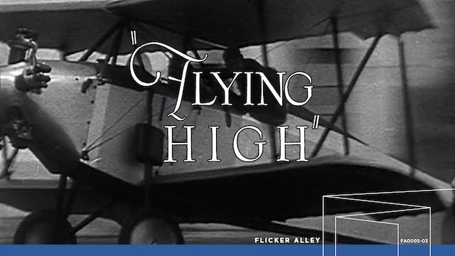 Flying High (1929)