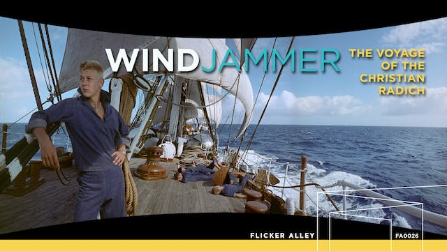Windjammer: The Voyage of the Christian Radich (1958)