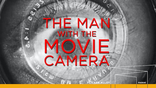 The Man with the Movie Camera (1929)