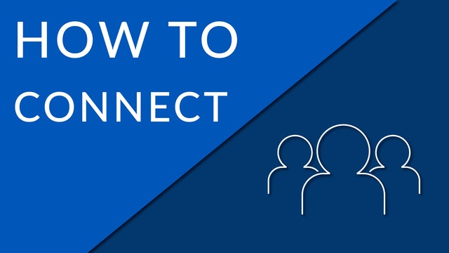 How To Stay Connected Guide