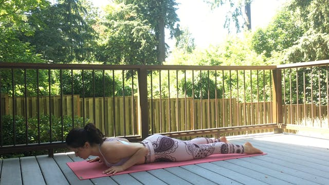 Flexibility Flow : Backbends