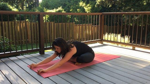 Flexibility Flow : Hips