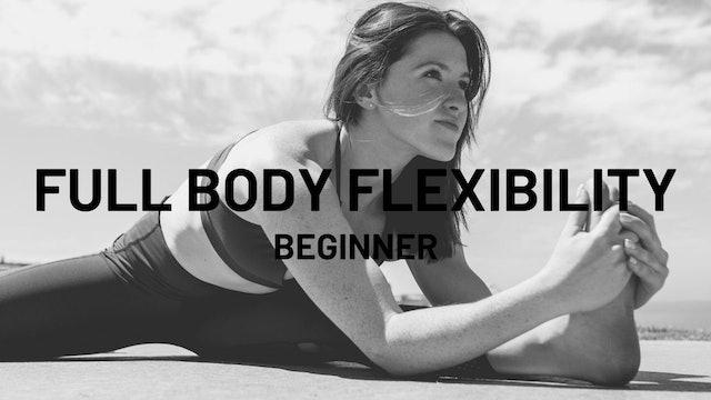 Beginner Full Body Flexibility 21 Day Series