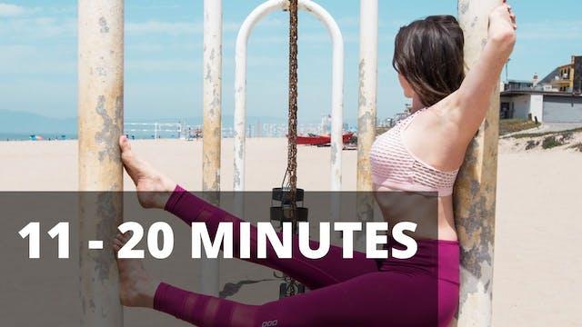 11-20 MINUTE STRETCH
