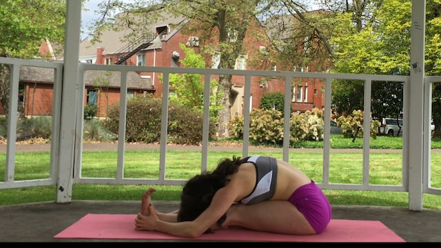 Yoga to Relax and Reset