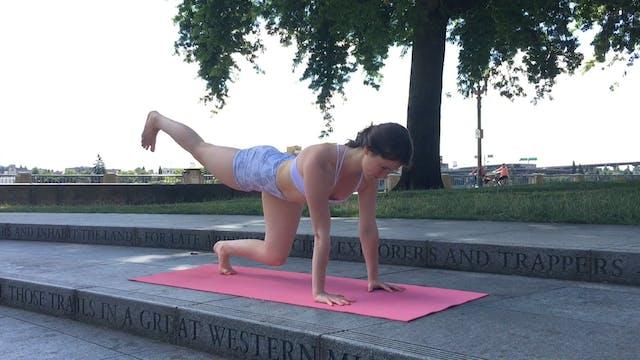 Strengthening : Arm Balances