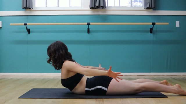 Intermediate Backbends 1