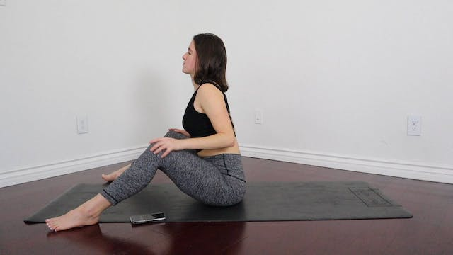 Quickie Lower Back Rehab