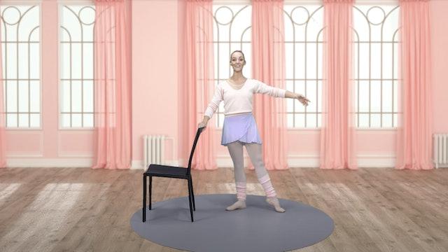 Ballet Barre Class 1