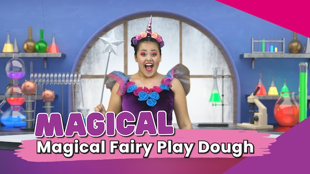 Make Your Own Magical Fairy Play Dough