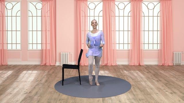 Ballet Points Class