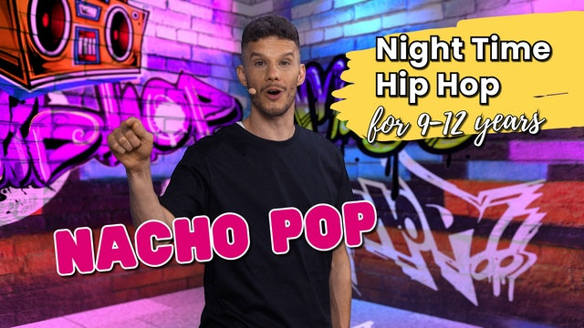 Night Time Hip Hop Dance Move