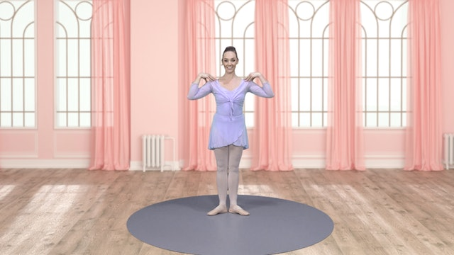 Ballet Positions and Fairy Runs