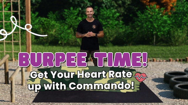 Learn How To Do Burpees