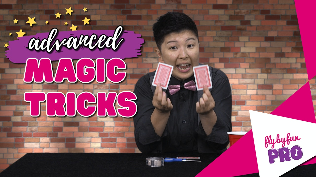 Advanced Magic Tricks